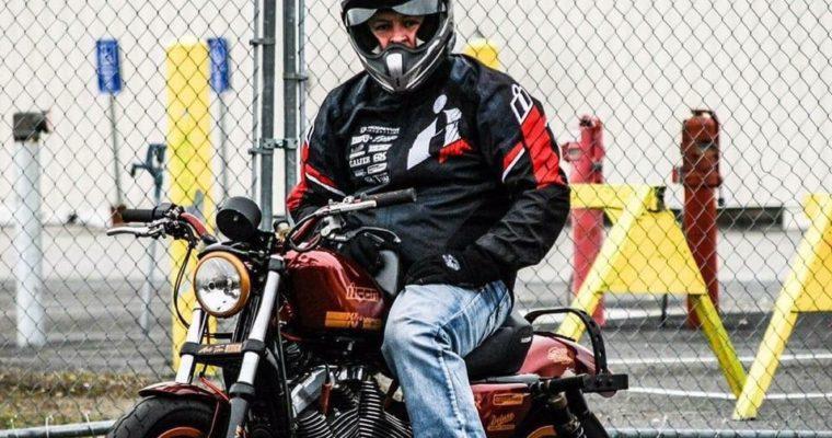 Episode 60: Joe the stunt rider
