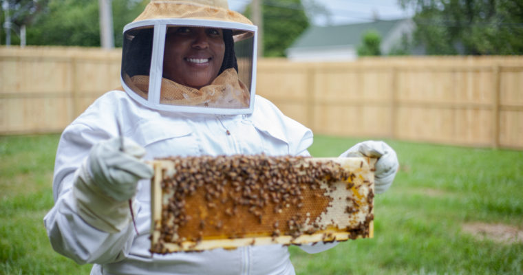 Episode 82: Timothy and Nicole the beekeepers