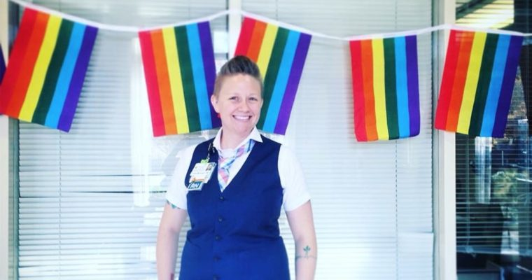 Episode 83: Clare the queer vegan activist nurse
