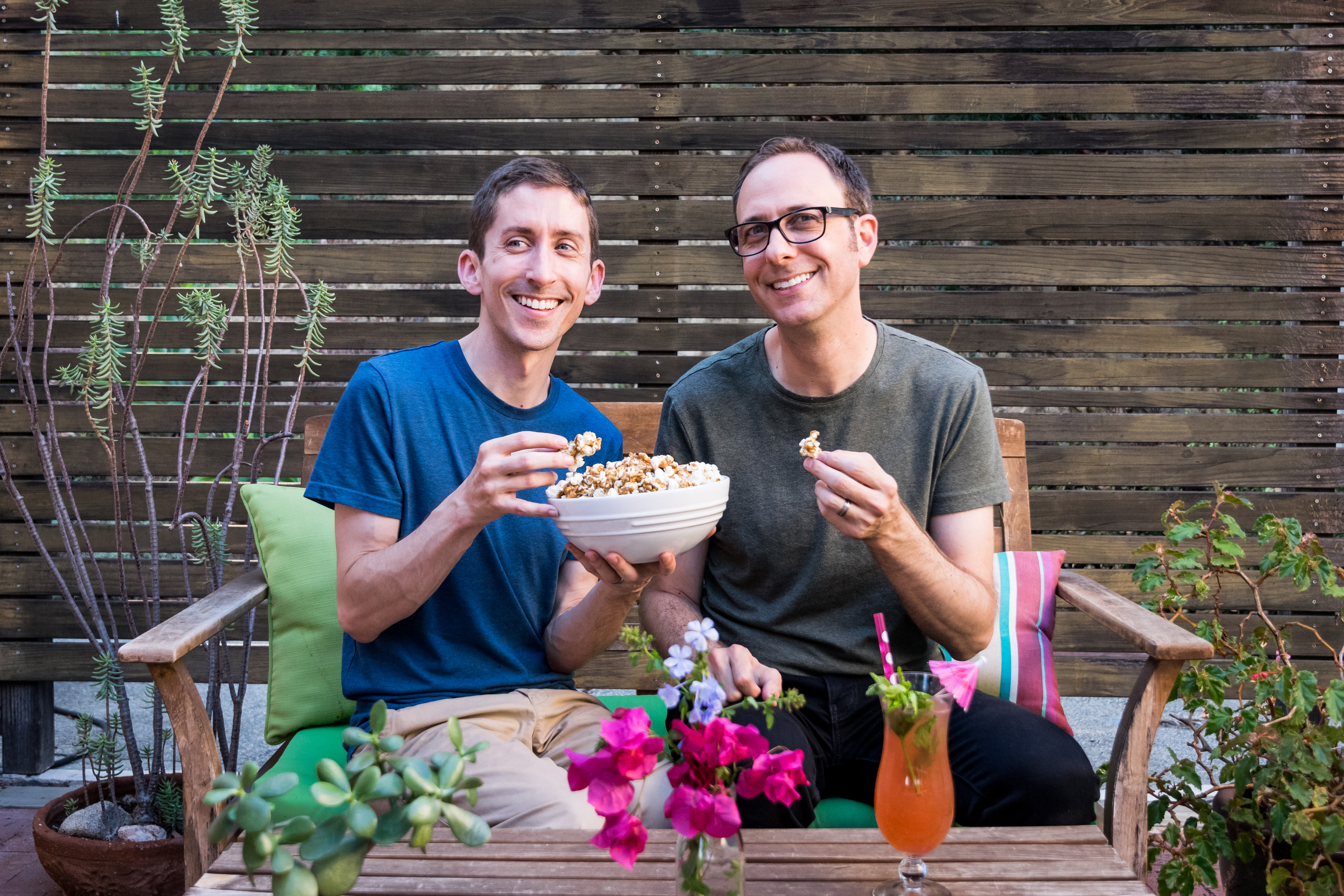 Episode 95: Ryan and Adam the husbands that cook